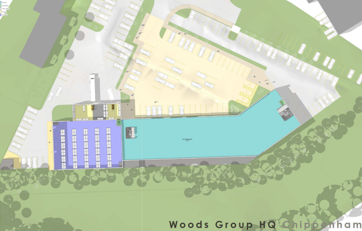 Woods Group HQ