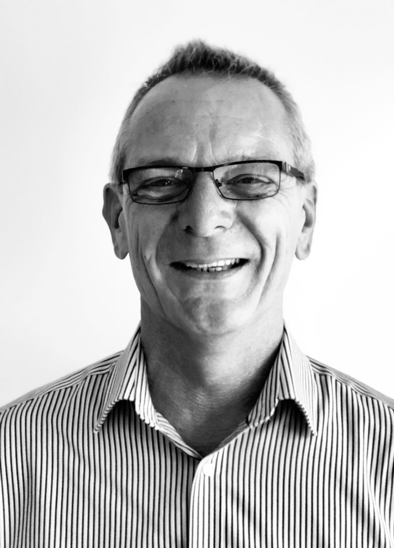 Martin Kirk, Chief Operating Officer