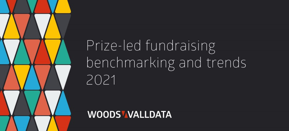 come along to our prize-led fundraising benchmarking and trends webinar