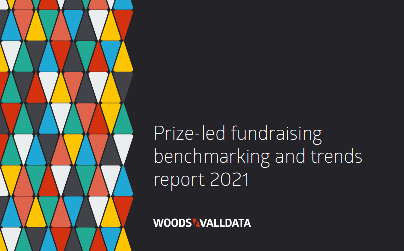 Order your prize-led fundraising benchmarking and trends report today - free to UK charities.